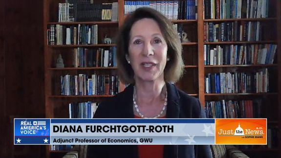 Diana Furchgott-Roth, Fmr. Deputy Assistant Secretary, DOT - Congress hasn't backed up GPS