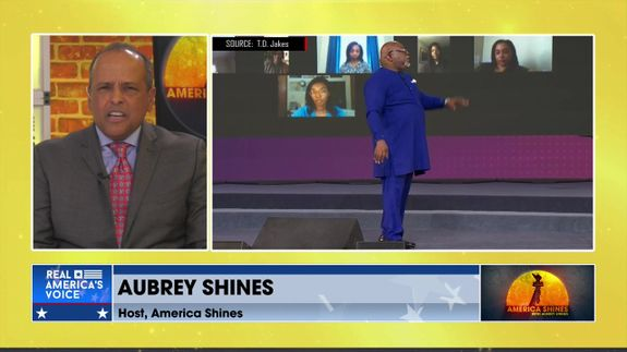 The Face Of America With Aubrey Shines - Bishop T.D. Jakes