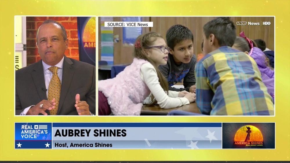 The Bottom Line, With Aubrey Shines - don't let the Left normalize what isn't normal.