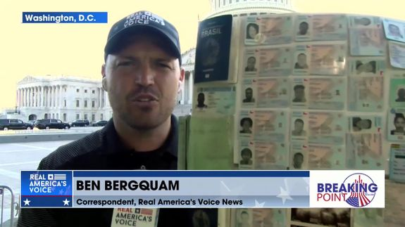 LIVE FROM OUR NATION'S CAPITAL: Ben Bergquam, The Latest On What's Happening To Our Southern Border