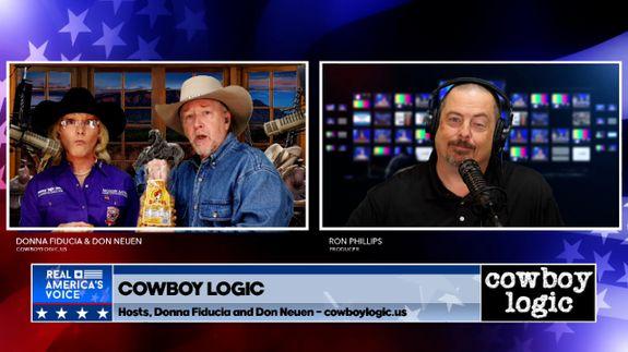Cowboy Logic Segment 2 - The Headlines Part 2