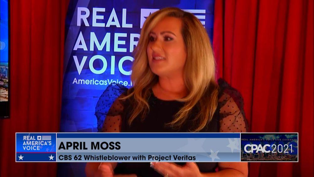 April Moss July 14 2021