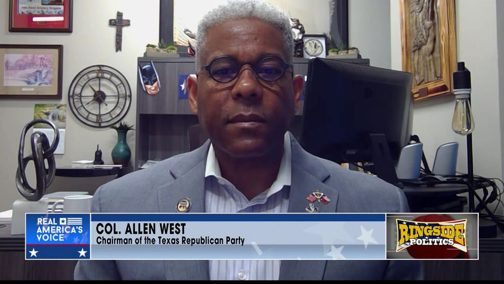 Col. Allen West April 15 2021