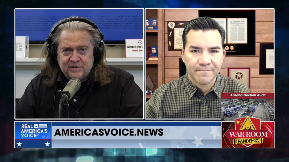 War Room Pandemic with Stephen K Bannon Episode 916 Part 3