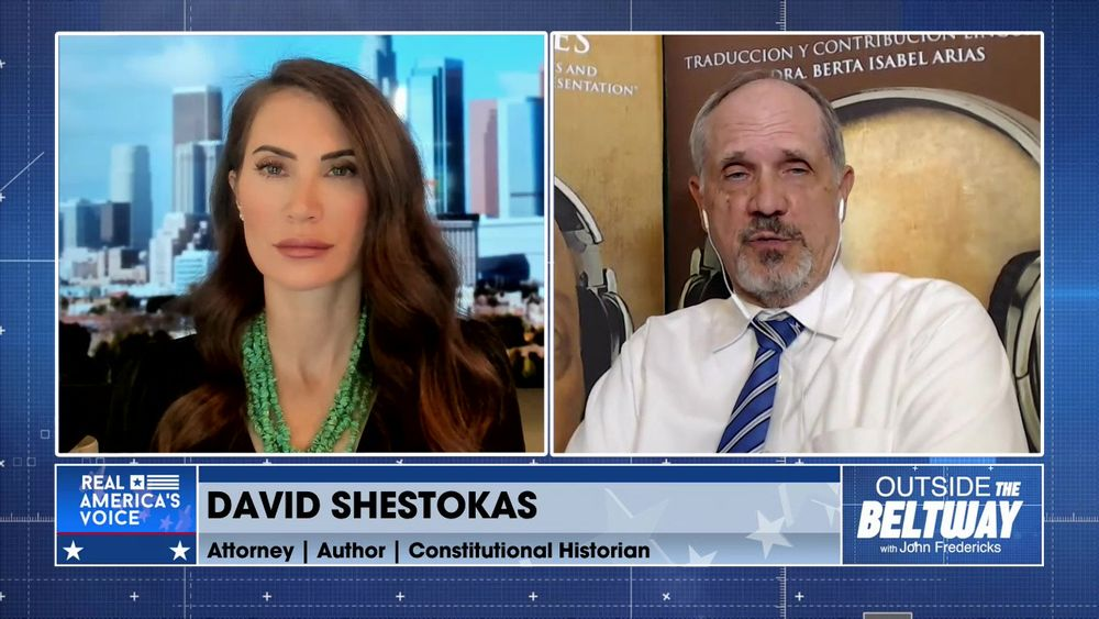Amanda Head is Joined by David Shestokas, Constitutional Historian, Author, and Attorney