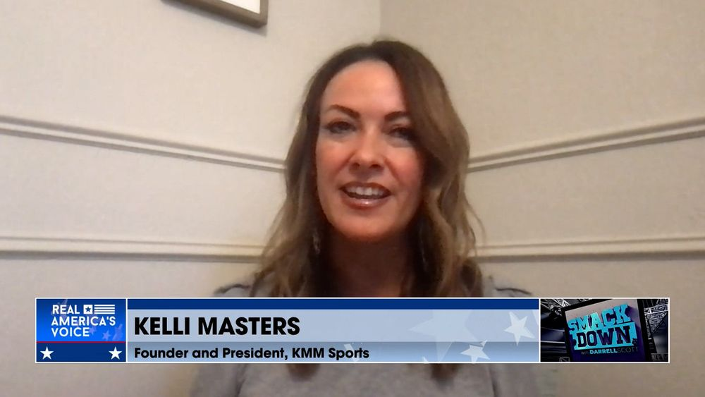 Sports Agent Kelli Masters Joins The Show