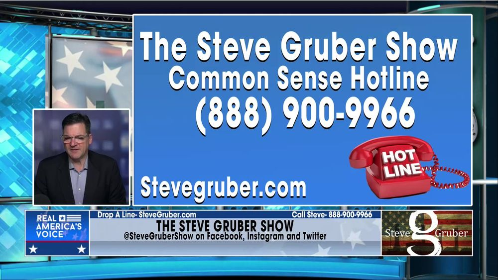 Steve opens up the Common Sense Hotline April 20 2021 Part 1