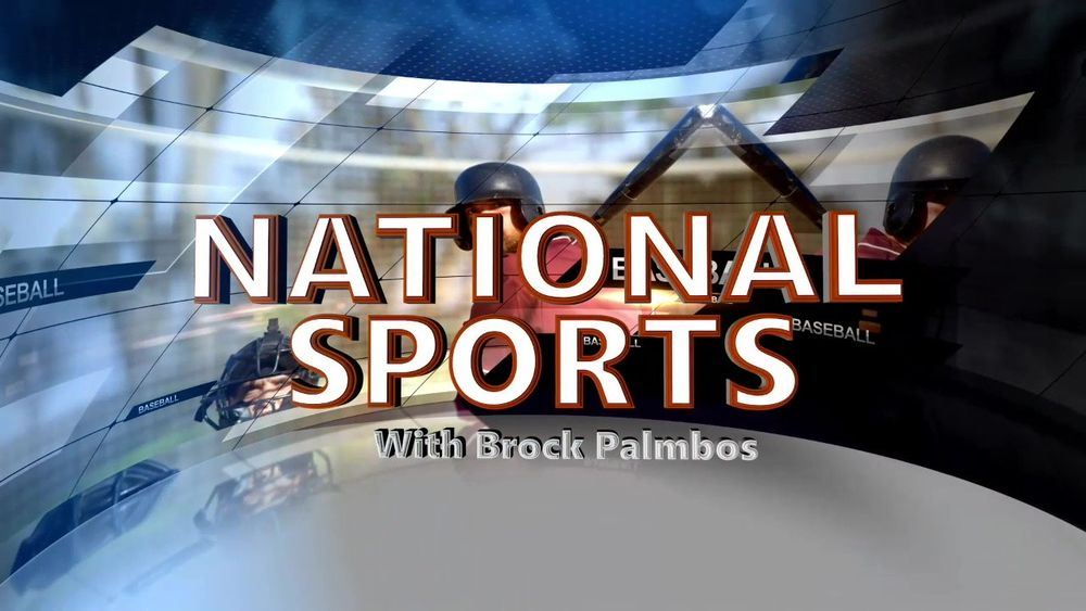 National Sports Update With Brock Palmbos October  28 2021