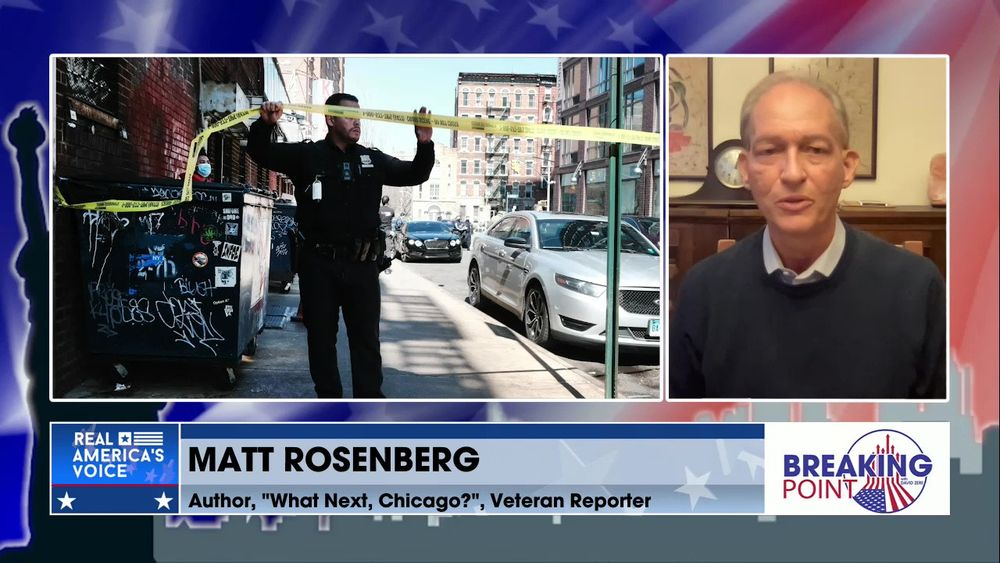 """David Zere Is Joined By Author Of """" What Next, Chicago?"""", Matt Rosenberg"""