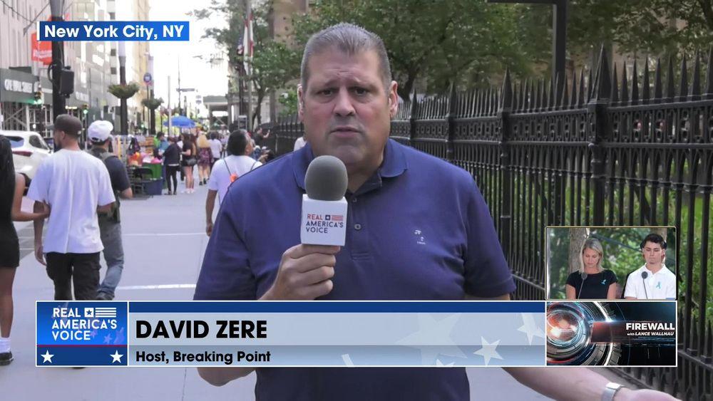 Live From Ground Zero With David Zere