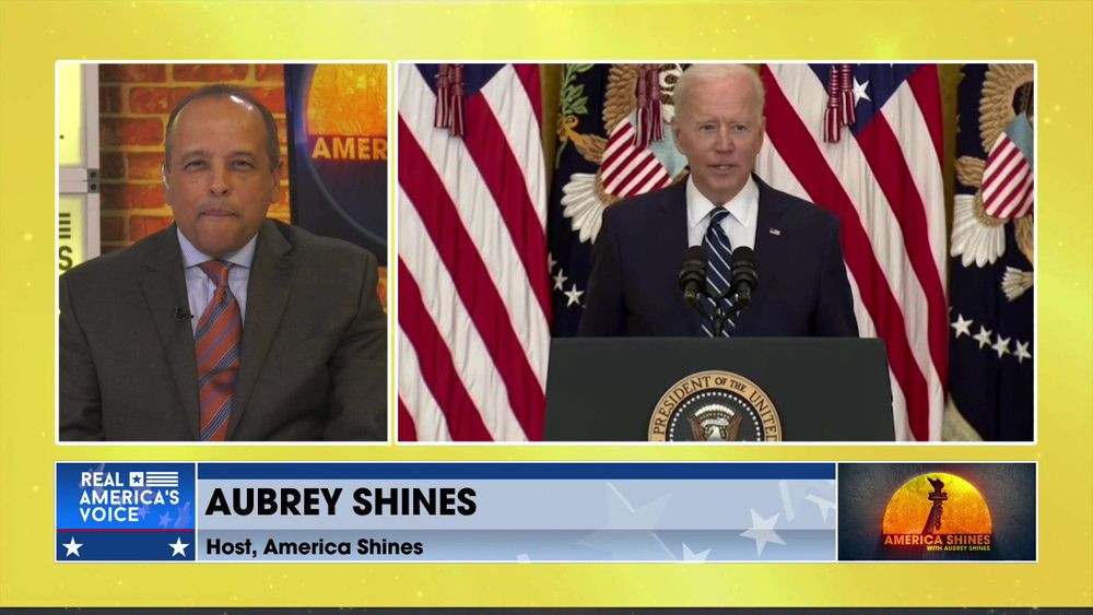 The Bottom Line, With Aubrey Shines - The Media Aren't Holding The Biden Administration Accountable