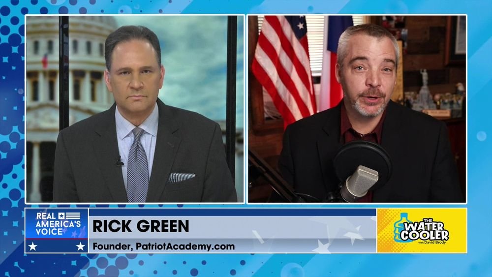 Rick Green: States vs. Federal Government on immigration