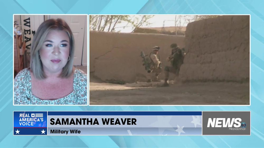 Military Wife Samantha Weaver Discusses The Potential of Her Husband to Redeploy