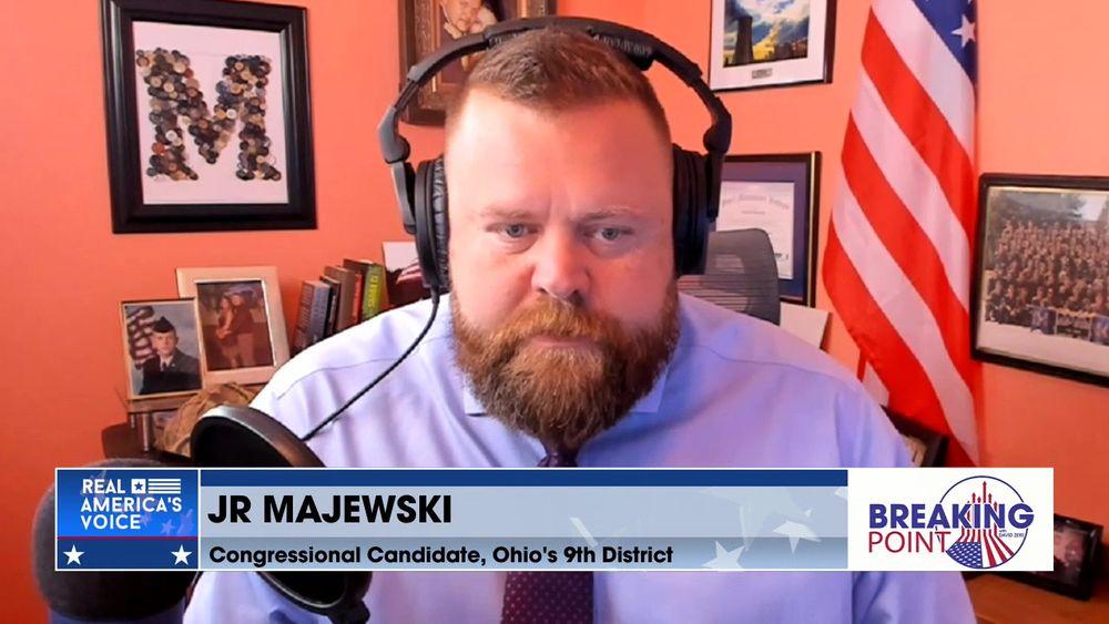 David Zere Is Joined By Ohio Congressional Candidate,   JR Majewski