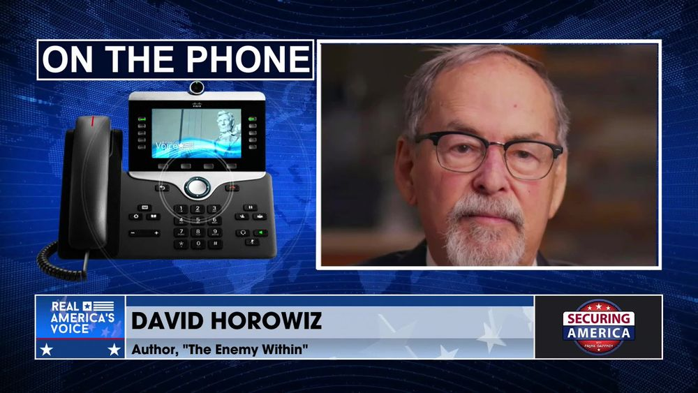 David Horowitz talks about the America Left's Marxist roots