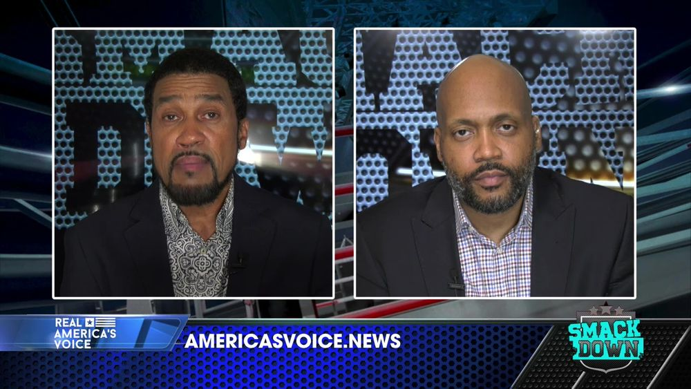 Darrell Scott and James Davis Talk Impeachment, Collusion and Inauguration