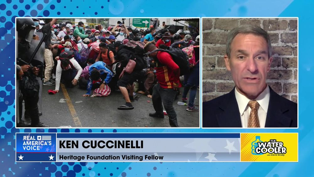 Ken Cuccinelli: Biden Administration's Disastrous Immigration Plans