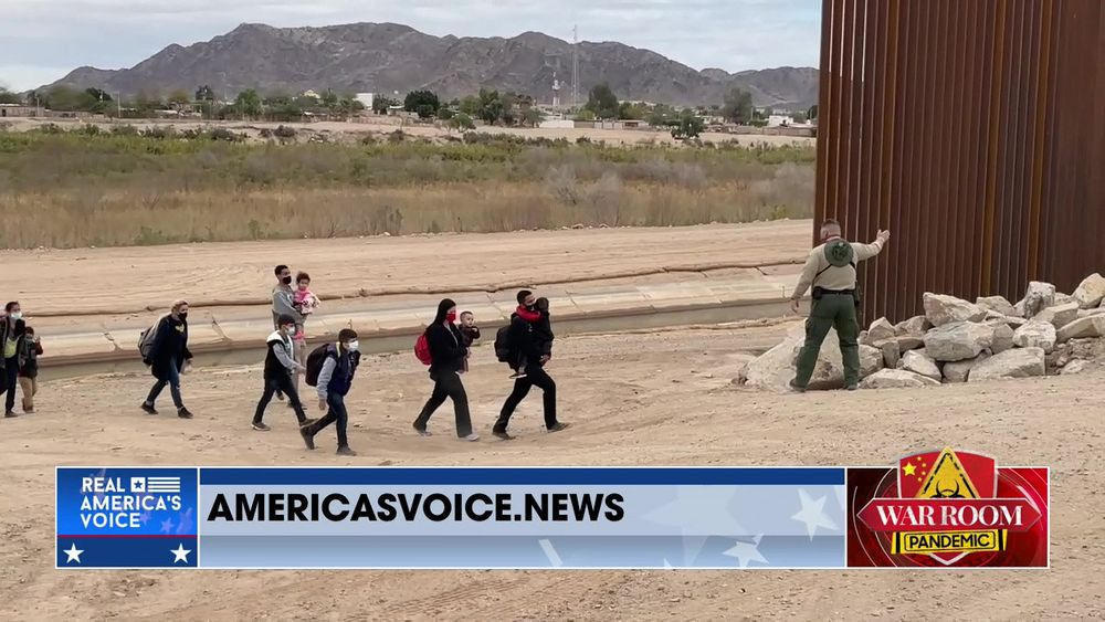 Ben Bergquam Joins the Show from Yuma Arizona with Live Illegal Border Crossings