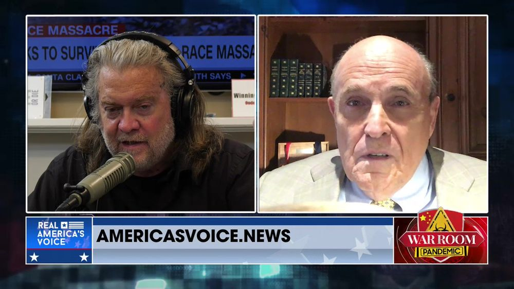 War Room Pandemic with Stephen K Bannon Episode 979 Part 4
