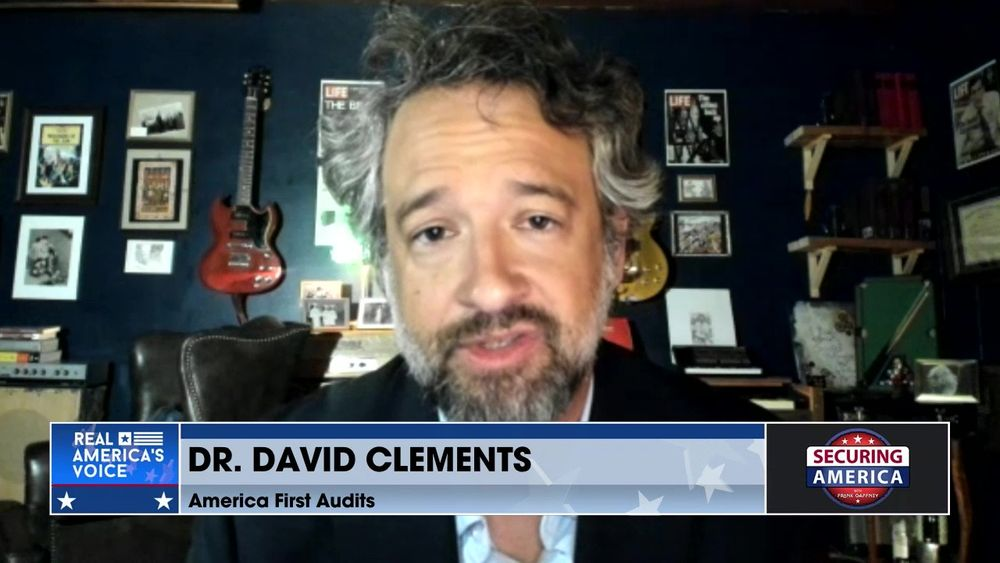 Prof. David Clements talks about his new initiative, America First Audits