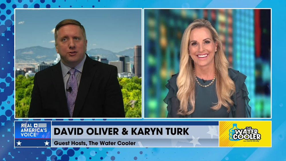 David & Karyn Talk About Stephen Colbert Comparing The Taliban to Americans