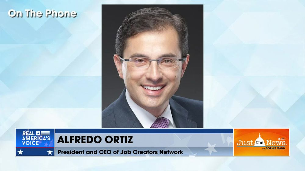 Alfredo Ortiz, President, Job Creators Network - PPP loans and your taxes, what does it mean?