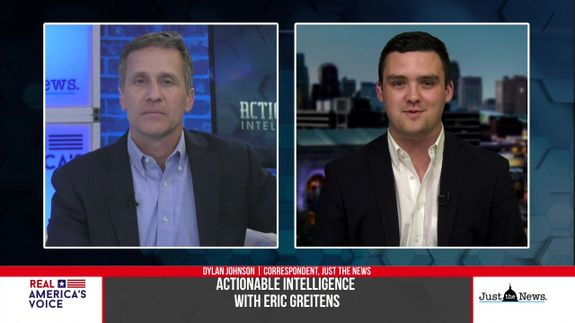 Eric Greitens is Joined by Dylan Johnson to Discuss his Oped in American Greatness