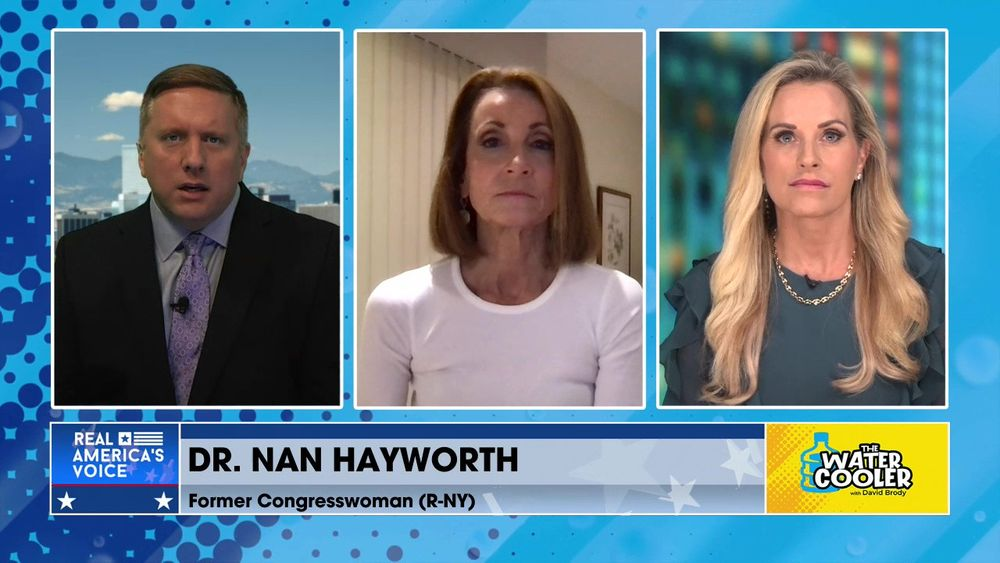 David Oliver & Karyn Turk are Joined By Former NY Congresswoman, Nan Hayworth