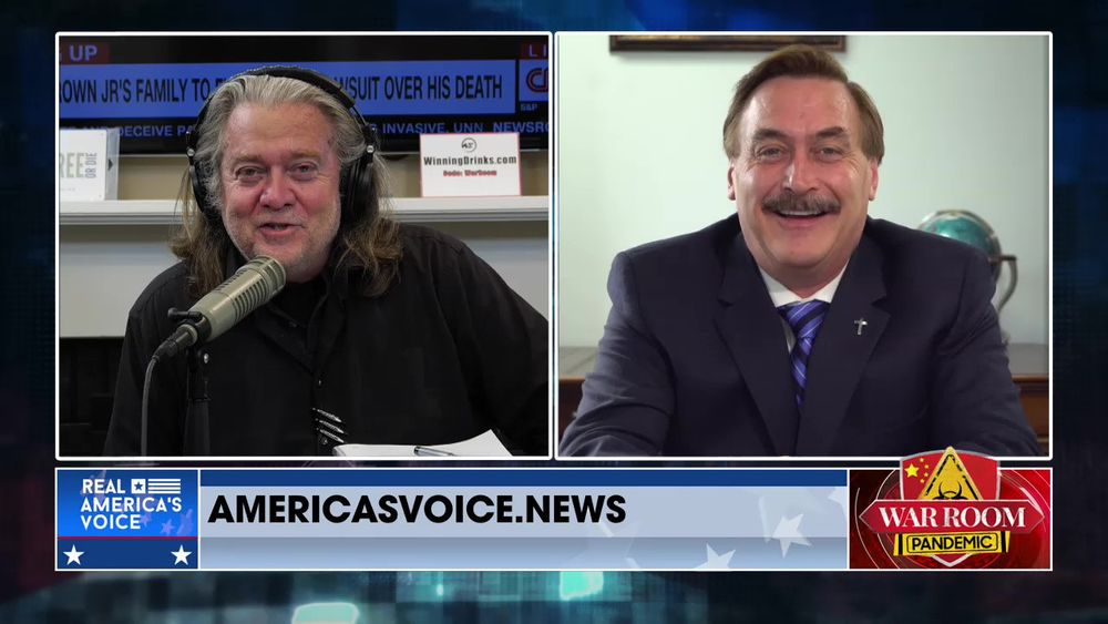 War Room Pandemic with Stephen K Bannon Episode 958 Part 1