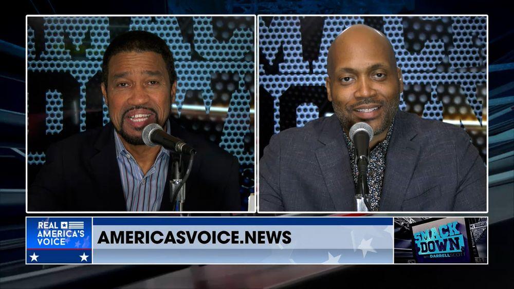 Darrell Scott and James Davis Talk Joe Bidens Many Gaffes Over The Week