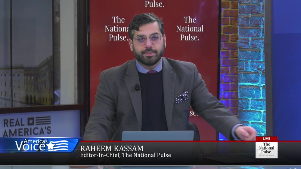 Raheem Kassam the National Pulse