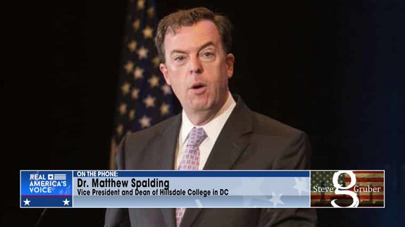 Dr. Matthew Spalding February 23 2021