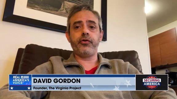 David Gordon talks about his initiative, the Virginia Project