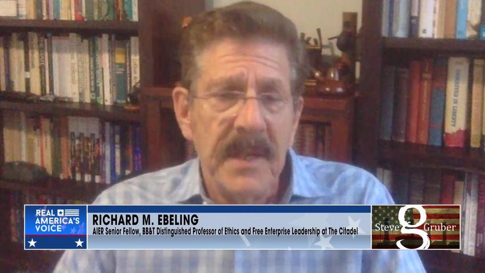 Richard M. Ebeling June 7 2021