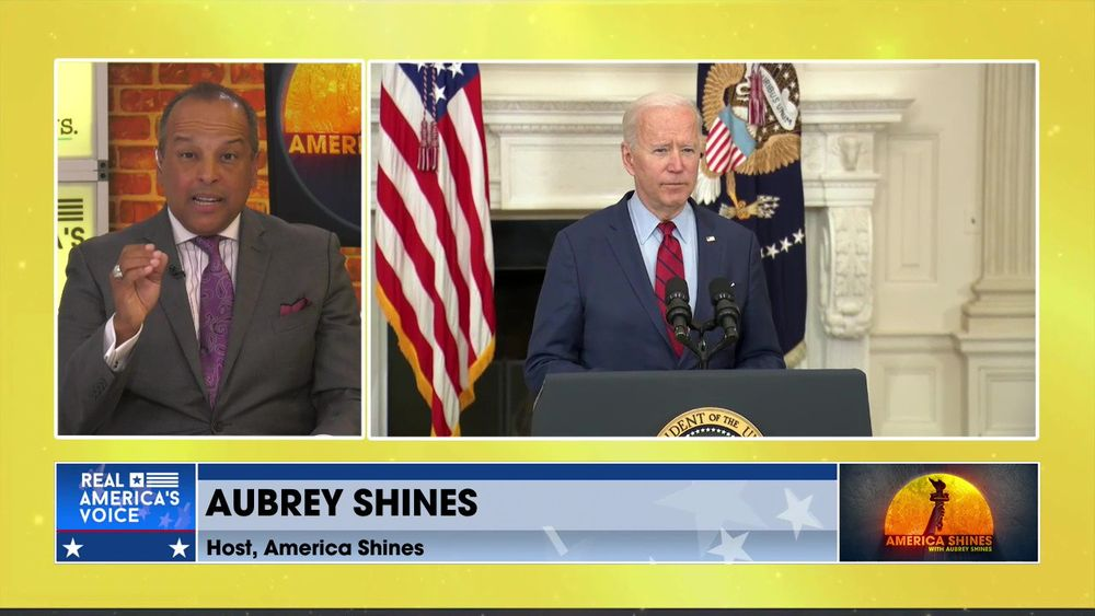 Face Of America, With Aubrey Shines - Biden Encourages Companies To Boycott Georgia's Election Laws