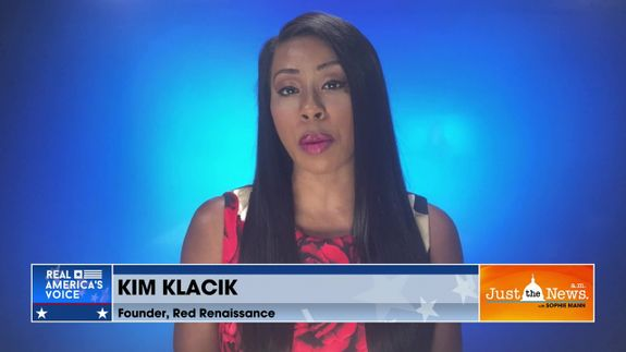Kimberly Klacik, Founder, Red Renaissance - Traveling the country opening doors for GOP in 2022