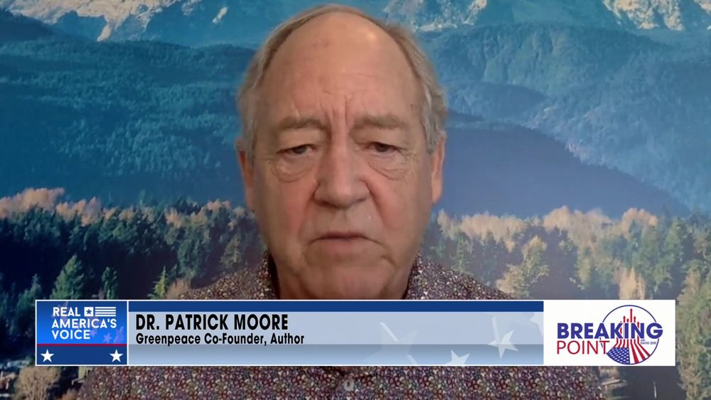 Patrick Moore March 25 2021