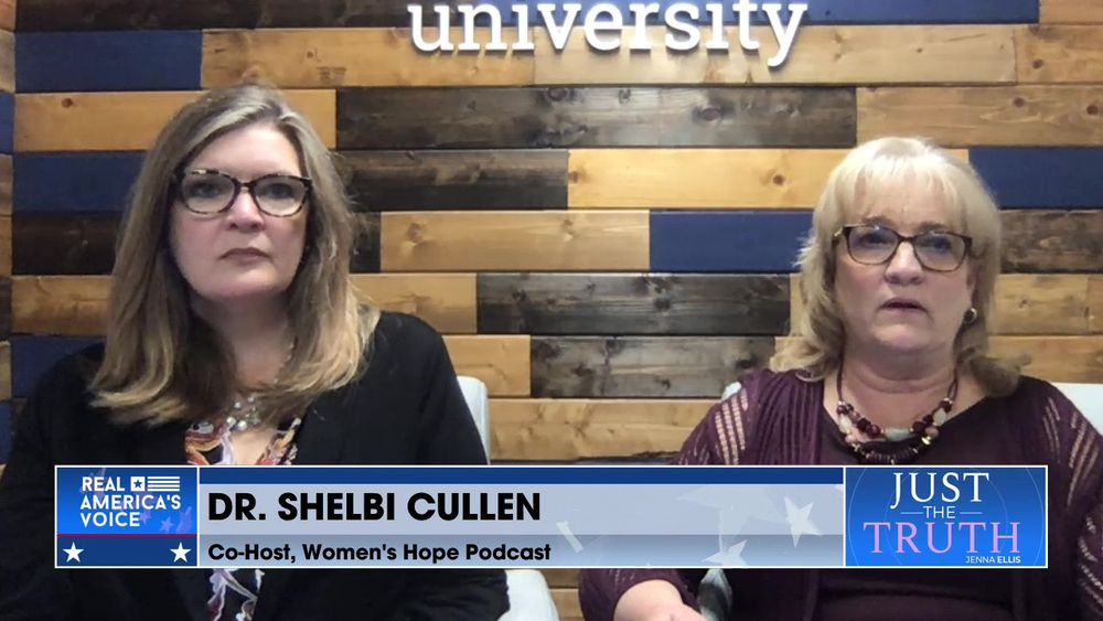 Jenna Is Joined By Co-Hosts Of Women's Hope Podcast, Kimberly Cumming & Dr. Shelbi Cullen Pt 4