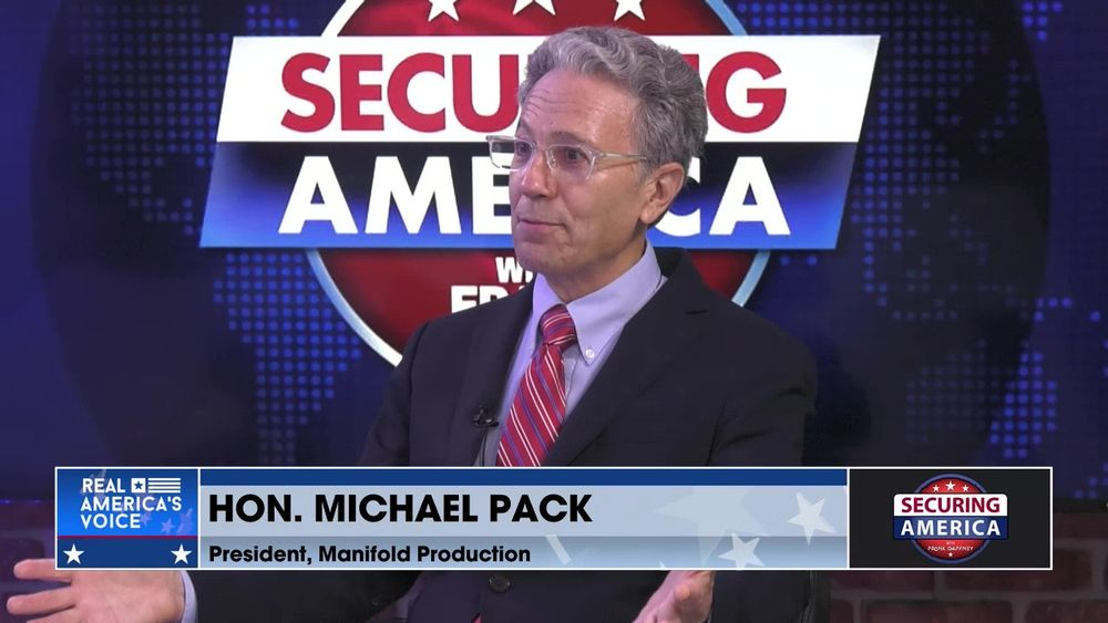"""Hon. Michael Pack and the """"Beyond Bias"""" nature of the Mainstream Media"""
