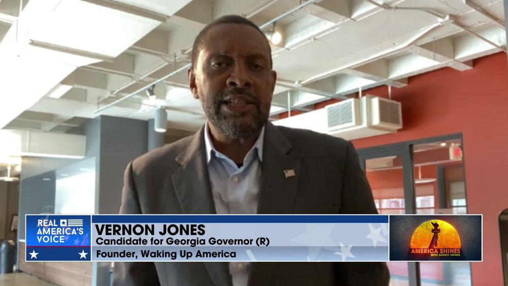 Aubrey Shines is Joined by Georgia Gubernatorial Candidate (R), Vernon Jones Pt 2