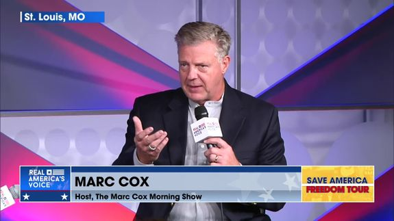 Marc Cox Takes the Stage with Eric and Amanda to Talk About Crime Rates in America