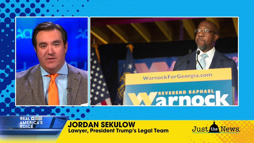 Jordan Sekulow: Republican voters in Georgia need to Step Up in Senate races
