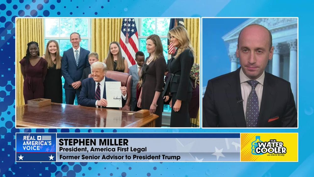 Stephen Miller: Donald Trump and the America first Movement are the future of this GOP Party