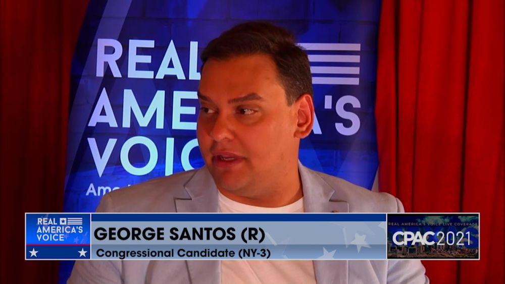 George Santos July 21 2021