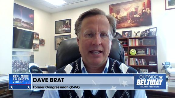 Dave Brat, Dean, Liberty University Talks About What is Going on at Liberty University