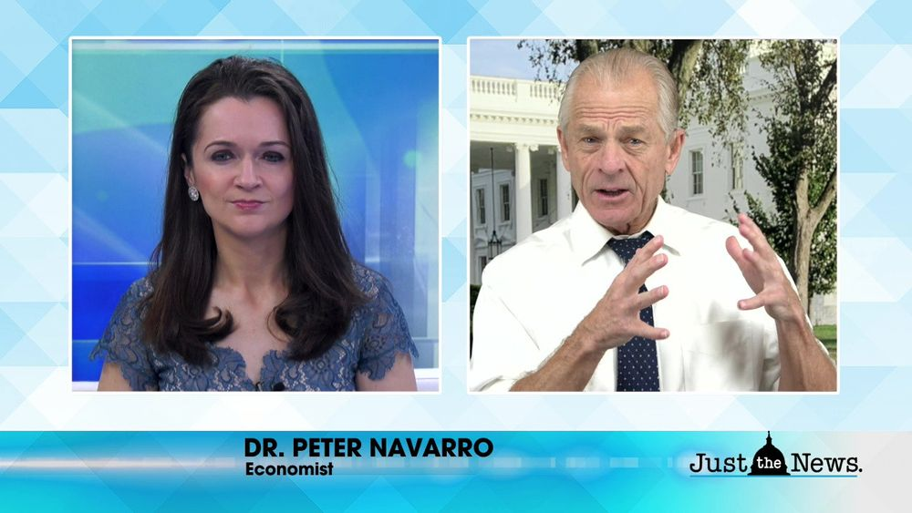 "Dr. Peter Navarro - ""Art of the Steal"" - How the Democrats continue to steal elections"