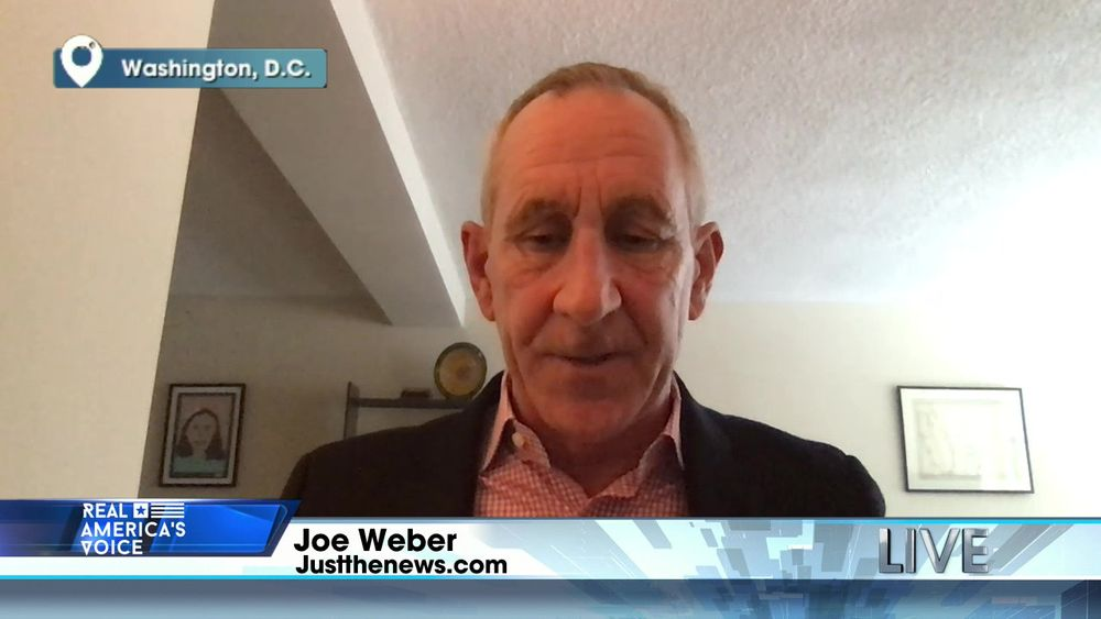 Joe Weber Joins to Talk About The Impeachment Trial