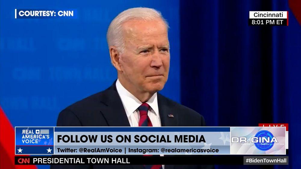 Last Night Joe Biden Made A Fool Of Himself At The CNN Townhall