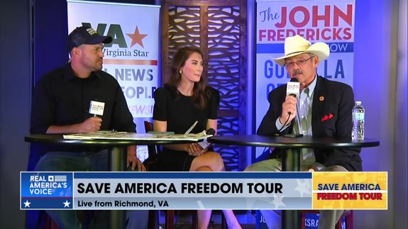 Save America Bus Tour: Richmond, VA Part 3