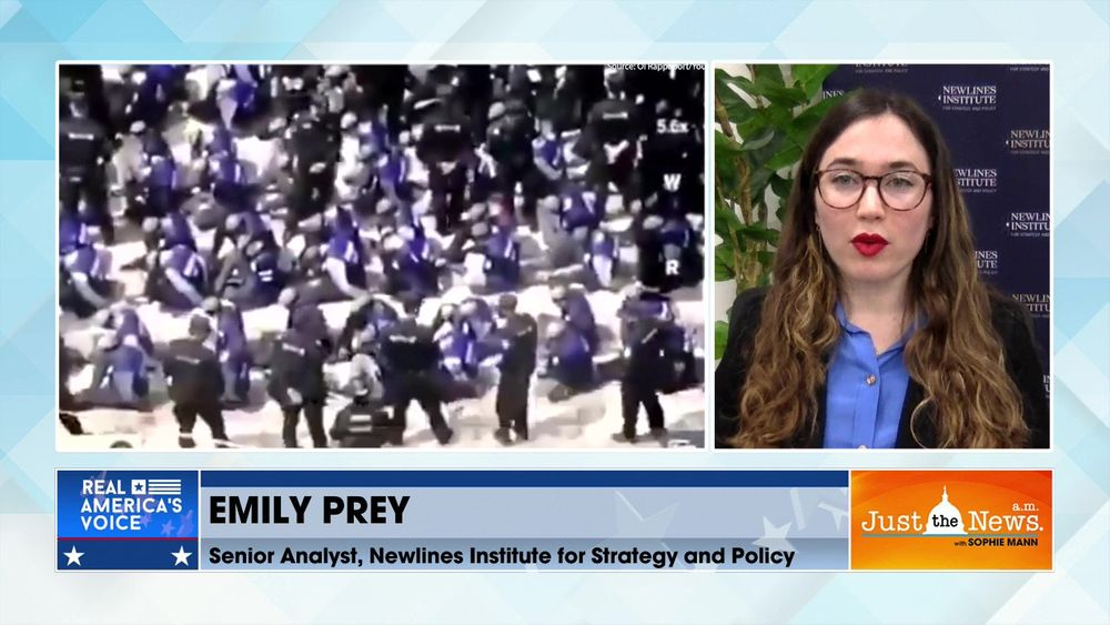 Emily Prey, Newline Institute - China bears state responsibility to violation of genocide convention